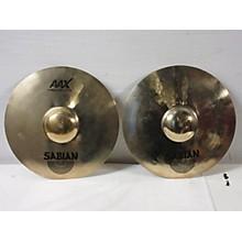 Sabian 2018 14in AAX Xplosion Hi Hat Pair Cymbal