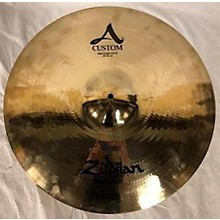 Zildjian 2018 20in A Custom Medium Ride Cymbal