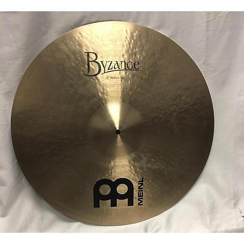 Meinl 2018 20in Byzance Medium Ride Cymbal