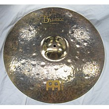 Meinl 2018 21in Byzance Mike Johnston Transition Ride Cymbal