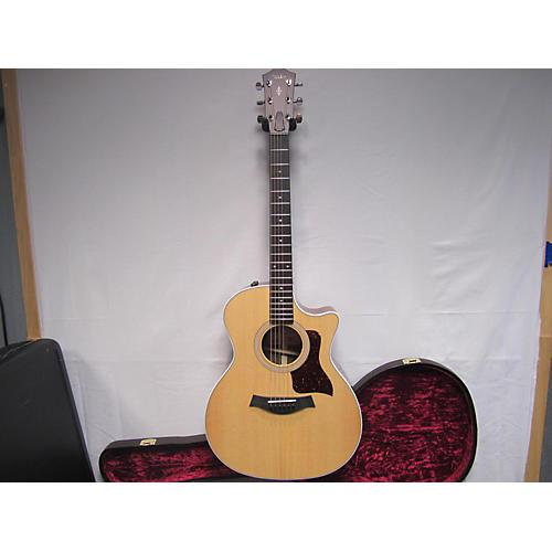 Taylor 2018 414CE V-Class Acoustic Electric Guitar
