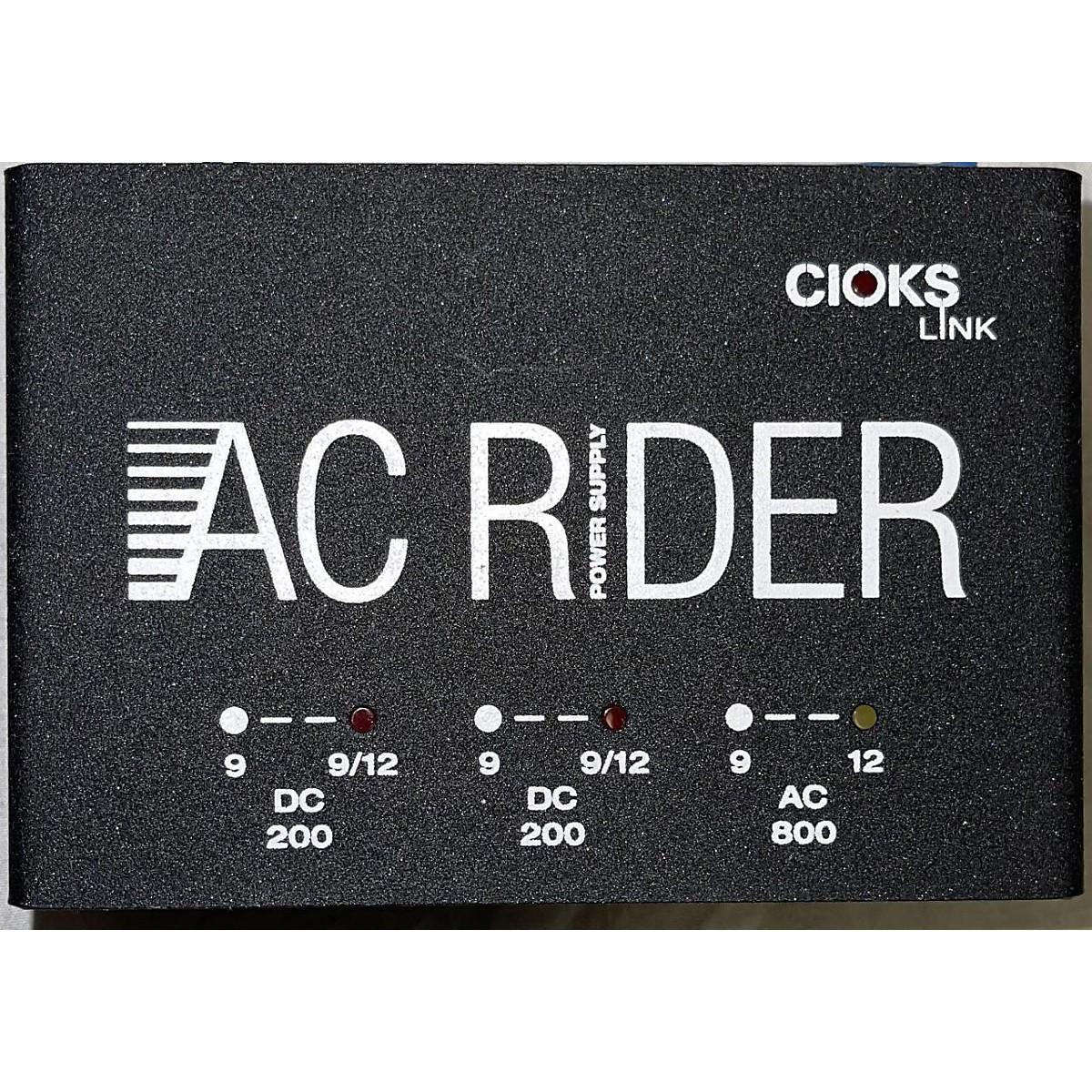 CIOKS 2018 AC Rider