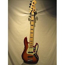 Fender 2018 American Elite Jazz Bass 5 String Electric Bass Guitar