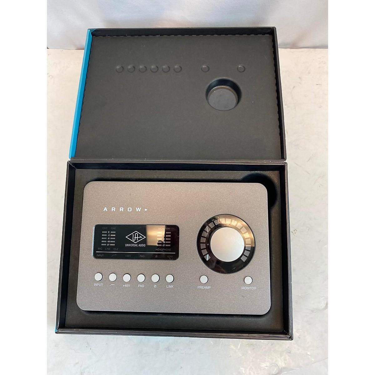 Universal Audio 2018 Apollo Arrow Audio Interface
