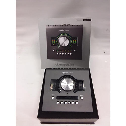 Universal Audio 2018 Apollo Twin Duo MKII Audio Interface