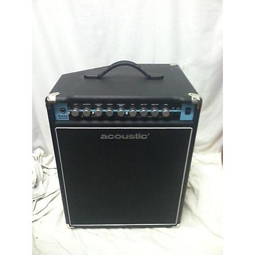 Acoustic 2018 B100 100W 1x15 Bass Combo Amp
