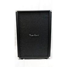 Two Rock 2018 BLACK BRONCO 12-65B 2X12 Guitar Cabinet