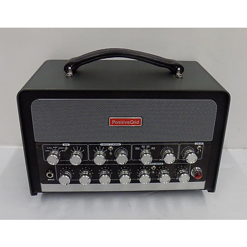 Positive Grid 2018 Bias Head 600 Solid State Guitar Amp Head