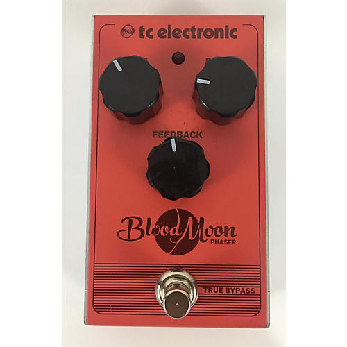 TC Electronic 2018 Blood Moon Phaser Effect Pedal