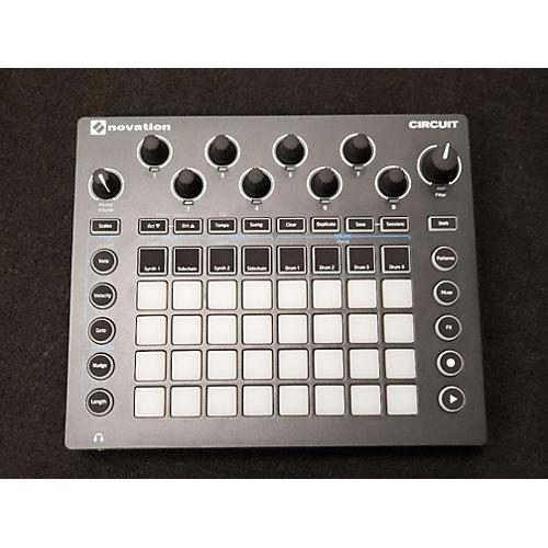 Novation 2018 CIRCUIT Production Controller