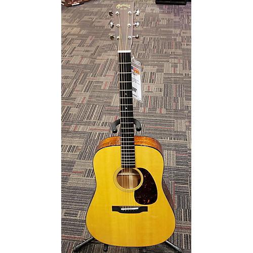 Martin 2018 Custom D18 Acoustic Guitar