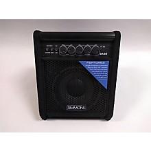 Simmons 2018 DA50 50W Drum Amplifier