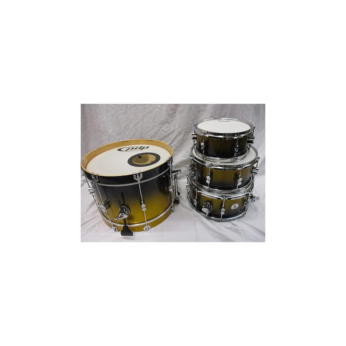 PDP by DW 2018 DARU JONES NEW YORKER Drum Kit