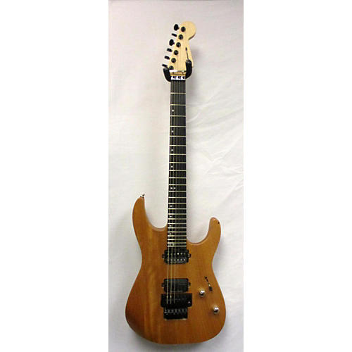 Charvel 2018 Dk24 Okume Solid Body Electric Guitar