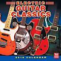 Hal Leonard 2018 Electric Guitar Classics Wall Calendar 16 Months thumbnail