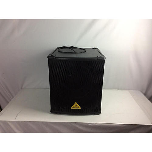 used behringer 2018 eurolive b1200d pro powered subwoofer guitar center. Black Bedroom Furniture Sets. Home Design Ideas