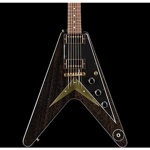 Gibson Custom 2018 Flying V Mahogany TV Electric Guitar
