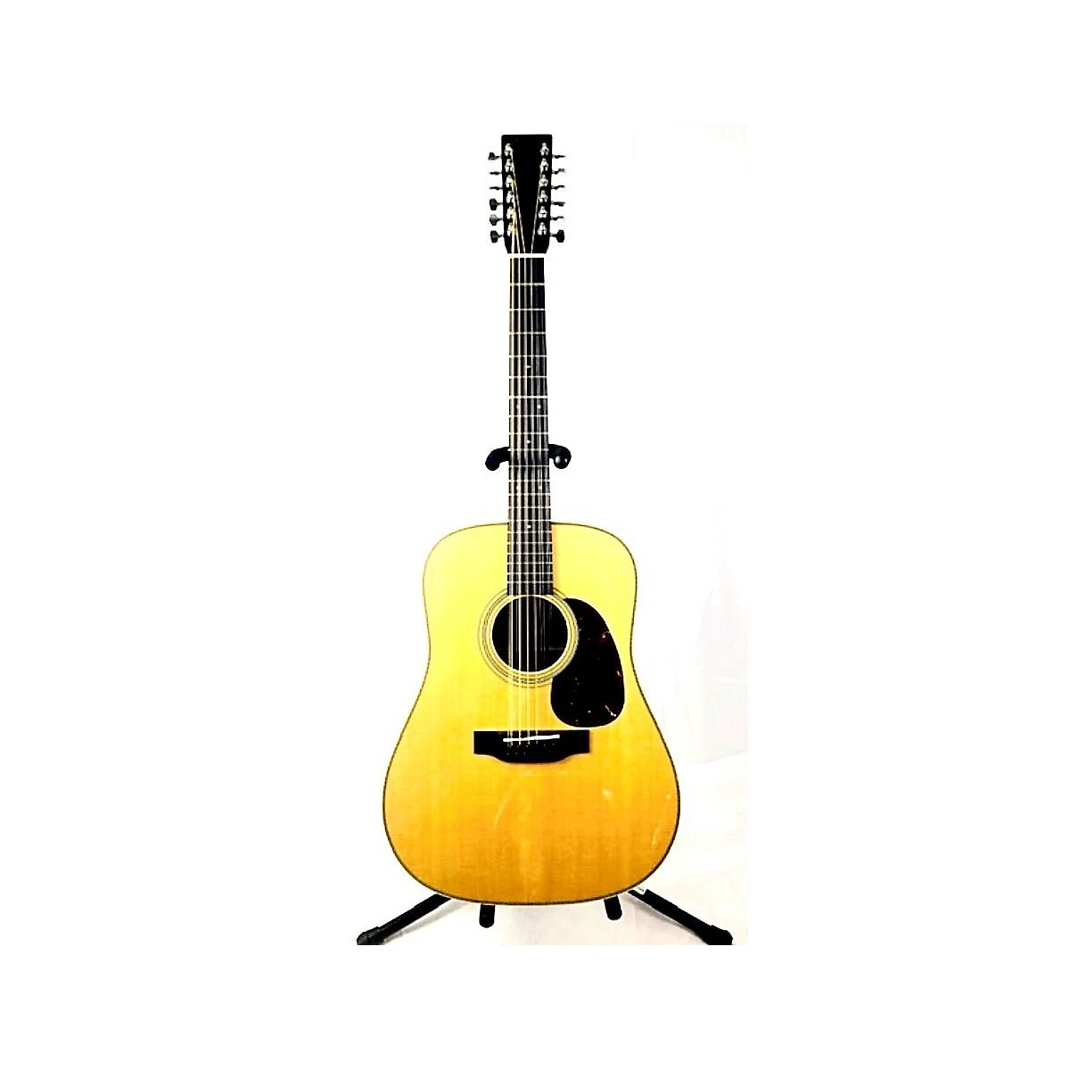 Martin 2018 HD12 28 Reimagined 12 String Acoustic Guitar