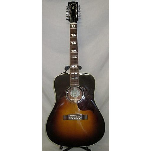 Gibson 2018 Hummingbird Pro Limited Edition 12 String Acoustic Electric Guitar