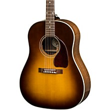 Gibson 2018 J-15 Walnut Burst Acoustic-Electric Guitar