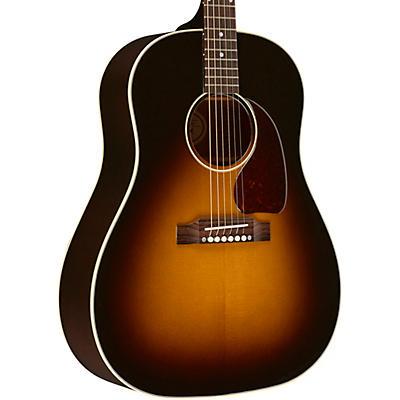 6824a703277 Gibson 2018 J-45 Standard Acoustic-Electric Guitar Vintage Sunburst | Guitar  Center