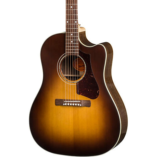 Gibson 2018 J-45 Walnut Avant Garde Acoustic-Electric Guitar