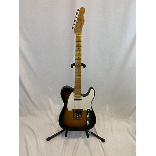 Fender 2018 Joe Bonamassa Replica1955 Yuriy Shishkov Masterbuilt Ltd Ed Telecaster Relic Solid Body Electric Guitar