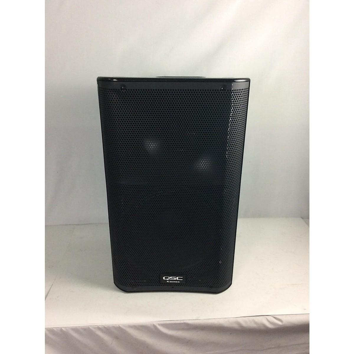 QSC 2018 K10.2 Powered Speaker