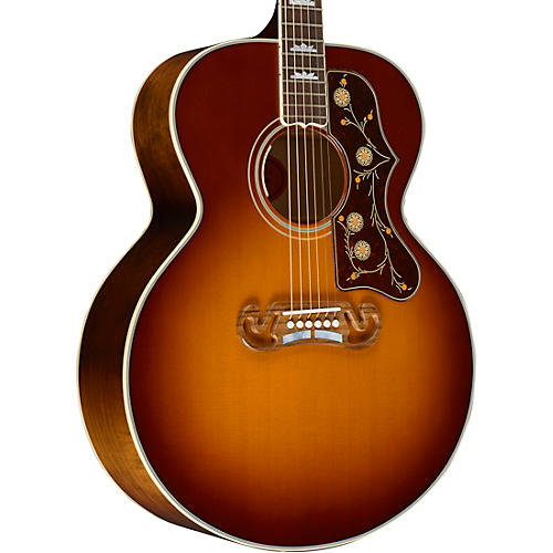 Gibson 2018 Limited Edition SJ-200 Wildfire Burst Acoustic-Electric Guitar
