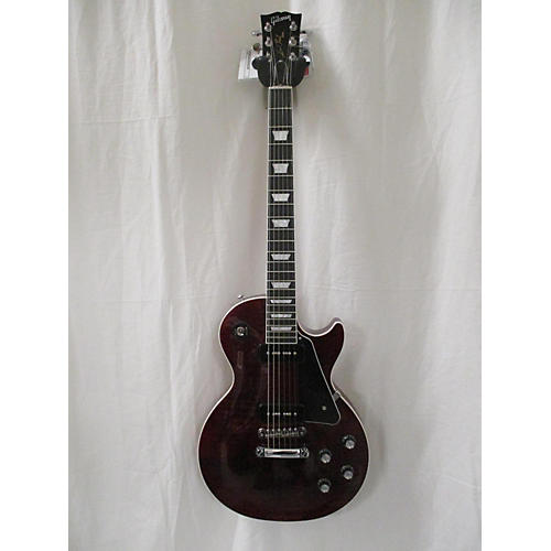 used gibson 2018 limited run les paul classic solid body electric guitar trans red guitar center. Black Bedroom Furniture Sets. Home Design Ideas