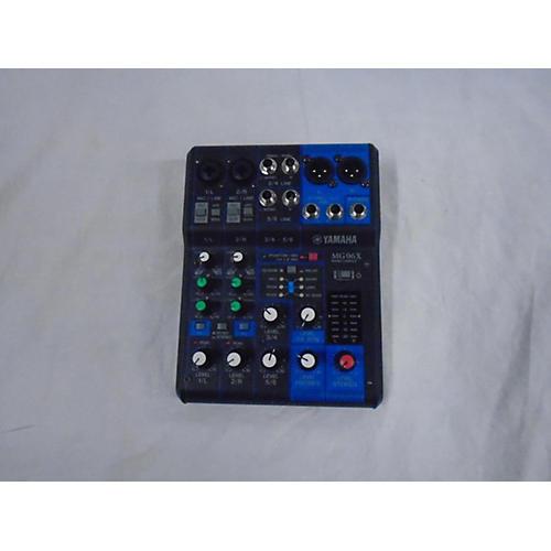 Yamaha 2018 MG06X Unpowered Mixer