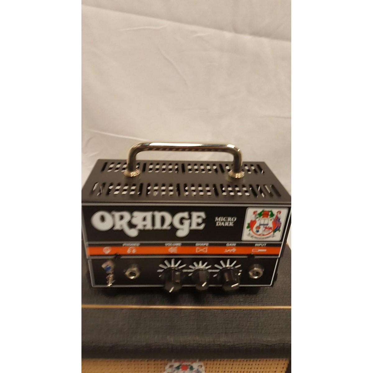 Orange Amplifiers 2018 MT20 Micro Terror 20W Tube Guitar Amp Head