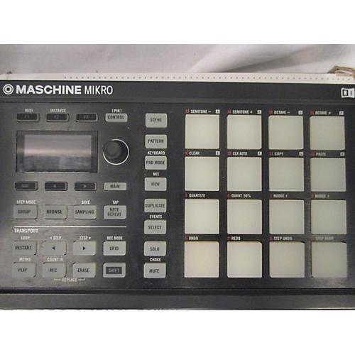 Native Instruments 2018 Maschine Mikro MKII MIDI Controller