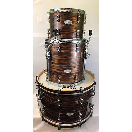 Pearl 2018 Music City Custom Reference Pure Drum Kit