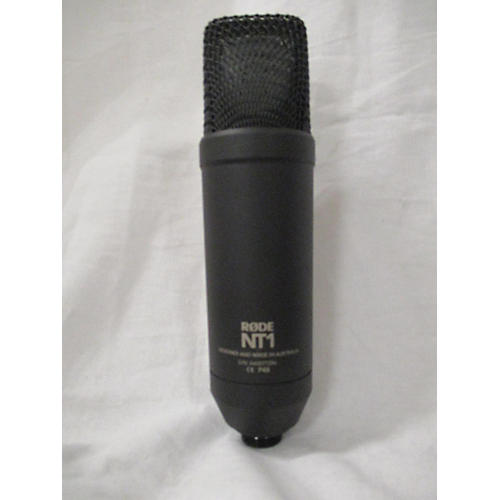 Rode Microphones 2018 NT1 Condenser Microphone