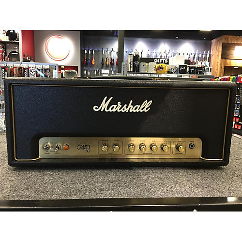 Marshall 2018 Origin 50H Tube Guitar Amp Head