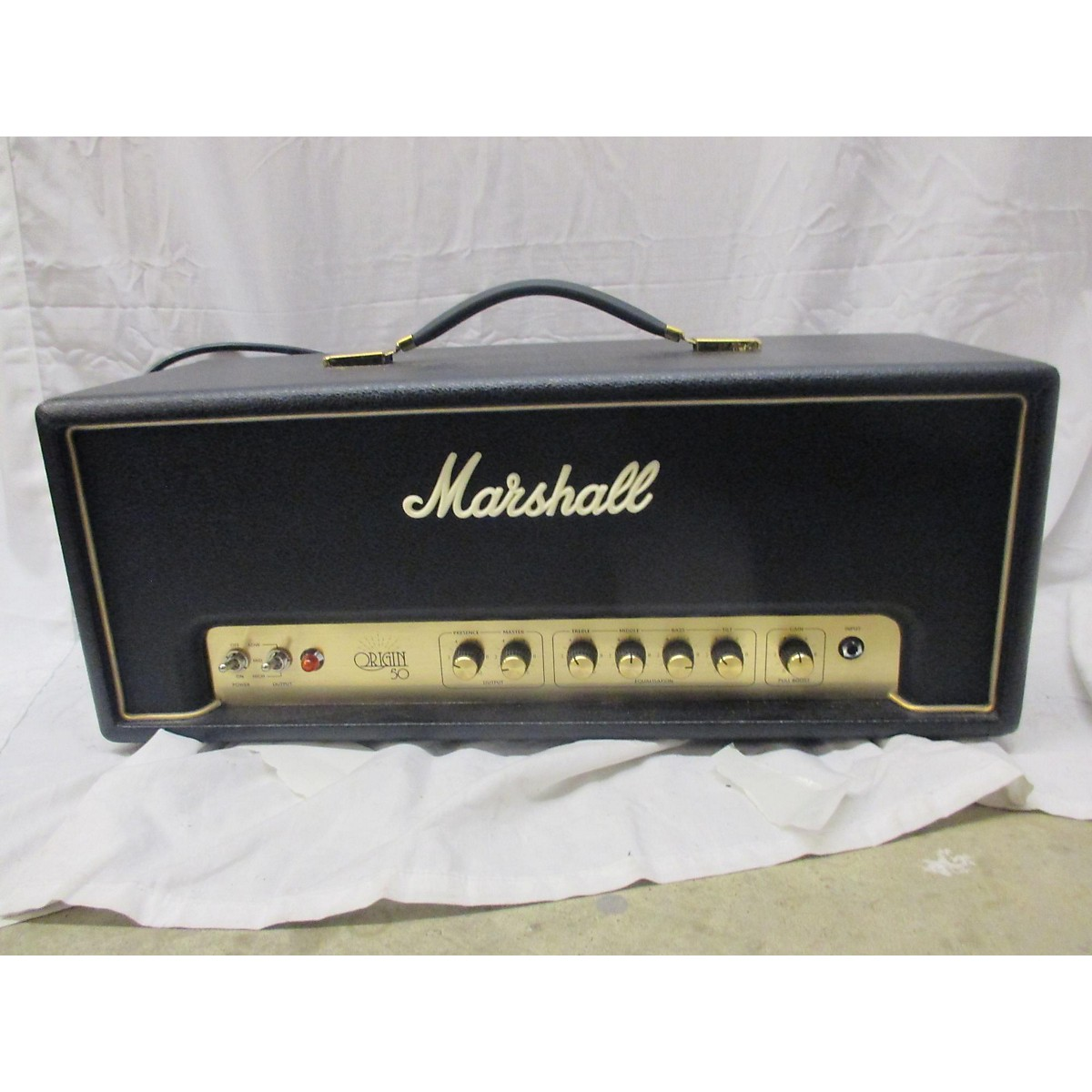 Marshall 2018 Origin50H 50W Tube Guitar Amp Head