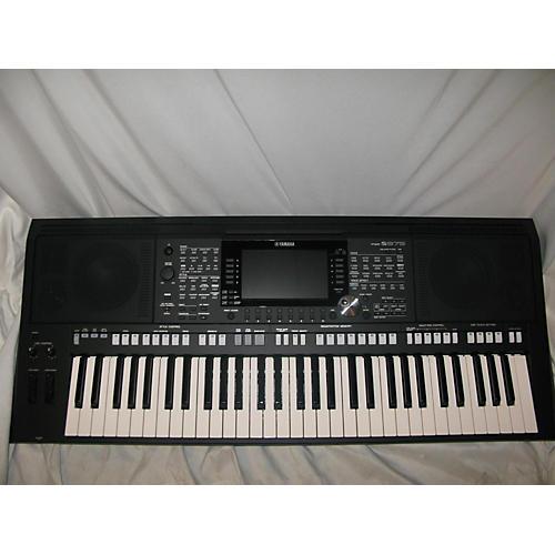 Keyboard Workstation Reviews 2018 : used yamaha 2018 psrs975 keyboard workstation guitar center ~ Vivirlamusica.com Haus und Dekorationen