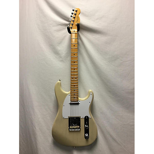 Fender 2018 Parallel Universe Whiteguard Stratocaster Solid Body Electric Guitar