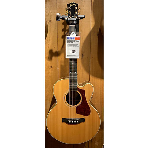 Gibson 2018 Parlor Rosewood AG Acoustic Electric Guitar