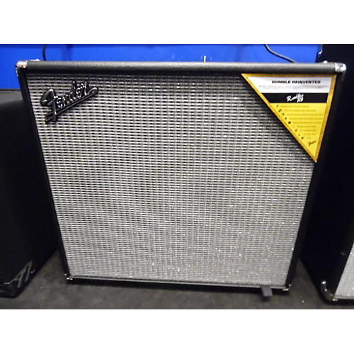 Fender 2018 Rumble 115 Extension Cab Bass Cabinet