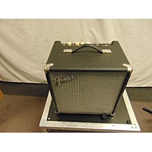 Fender 2018 Rumble 25 25W 1x10 Bass Combo Amp