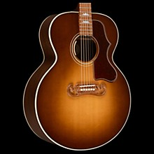 Gibson 2018 SJ-200 Studio Acoustic-Electric Guitar Walnut Burst