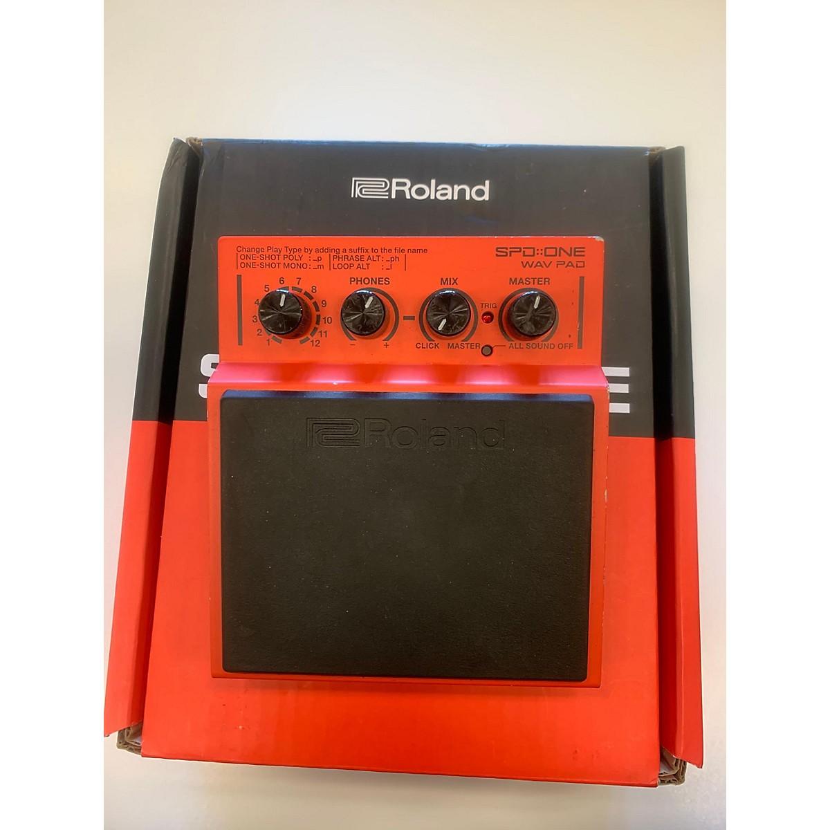 Roland 2018 SPDS Sampling Drum MIDI Controller