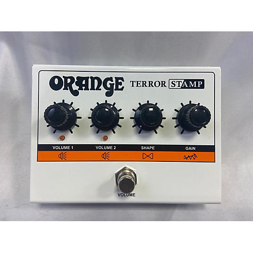 Orange Amplifiers 2018 TERROR STAMP Guitar Amp Head