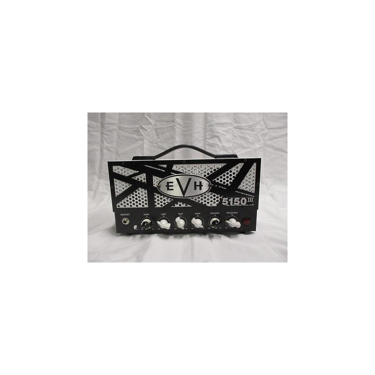 EVH 2019 5150 III 15W Lunchbox Tube Guitar Amp Head