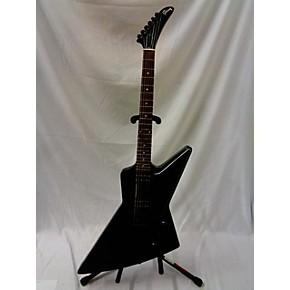 used gibson 2019 explorer b2 solid body electric guitar satin black guitar center. Black Bedroom Furniture Sets. Home Design Ideas