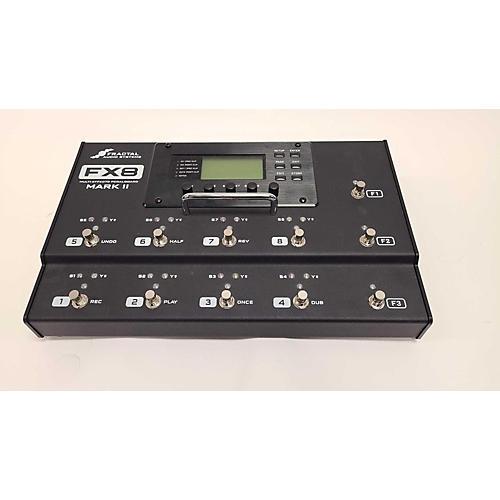 Fractal Audio 2019 Fx8 Mark 2 Effect Processor