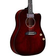 2019 J-45 Humbucker Acoustic-Electric Guitar Level 2 Blood Orange 190839579126