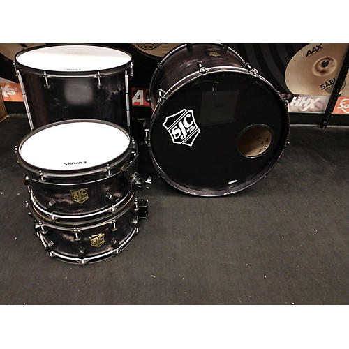 SJC Drums 2019 Longineu Parsons III Custom Artist Series Drum Kit
